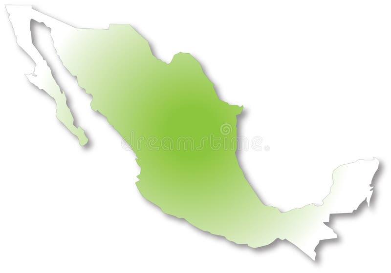 Мексика бесплатная иллюстрация