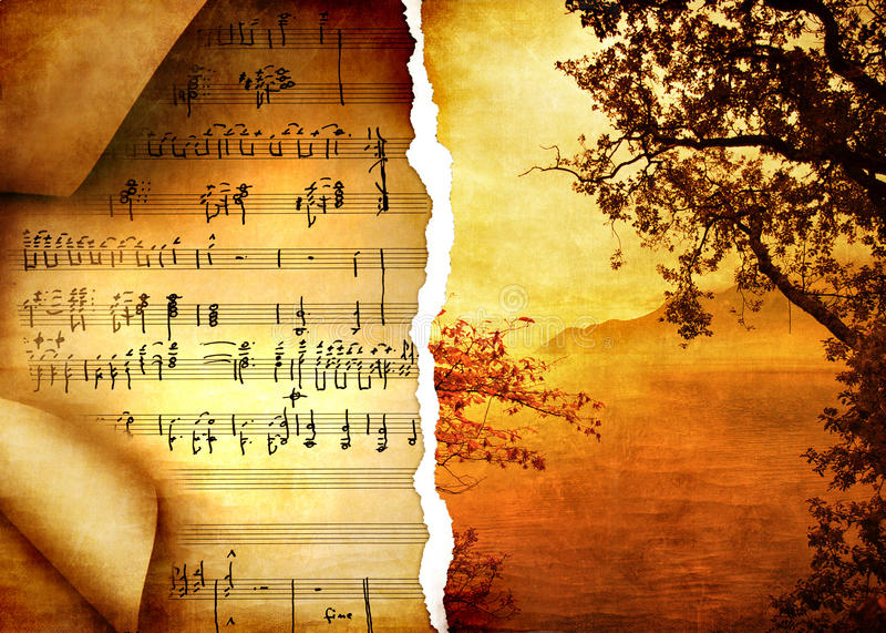 Мелодия об осени скачать