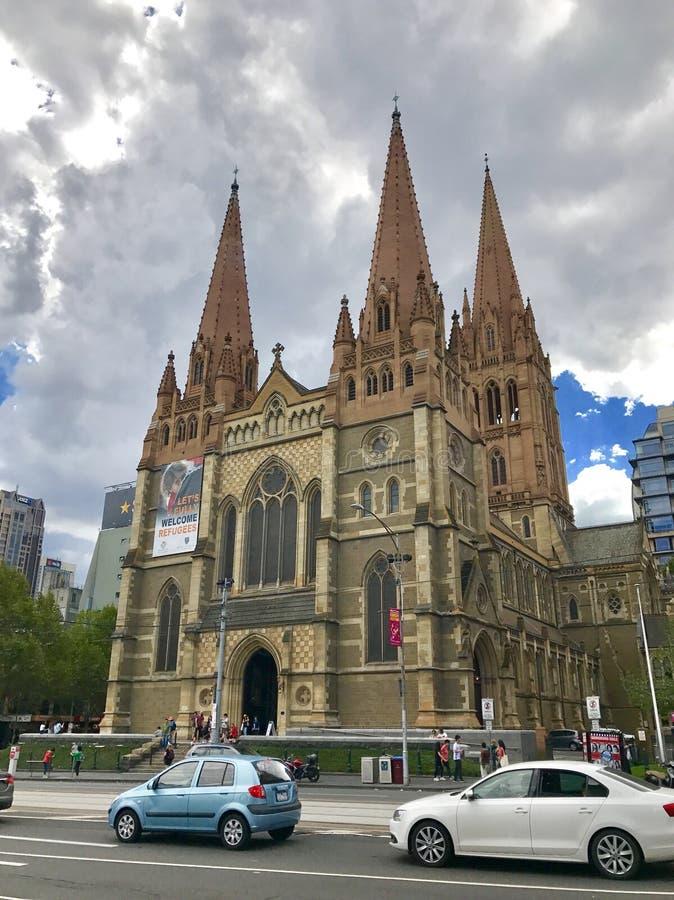 Мельбурн стоковая фотография