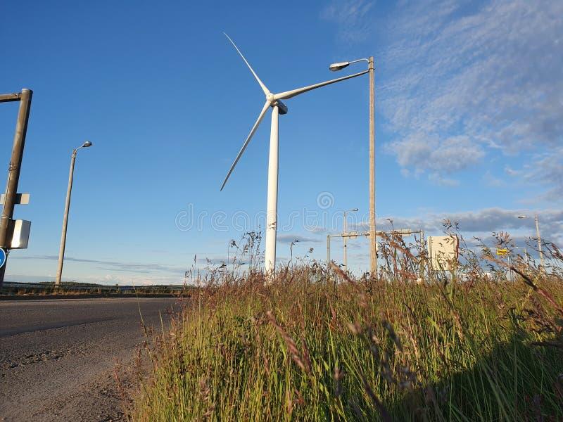 Мельница ветра стоковая фотография rf
