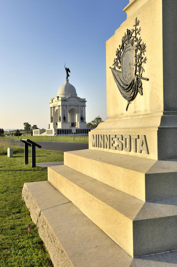мемориальная Минесота стоковые изображения rf