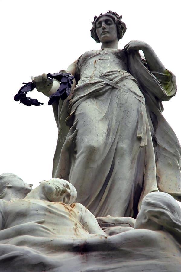 мемориальные титанические жертвы стоковое фото rf
