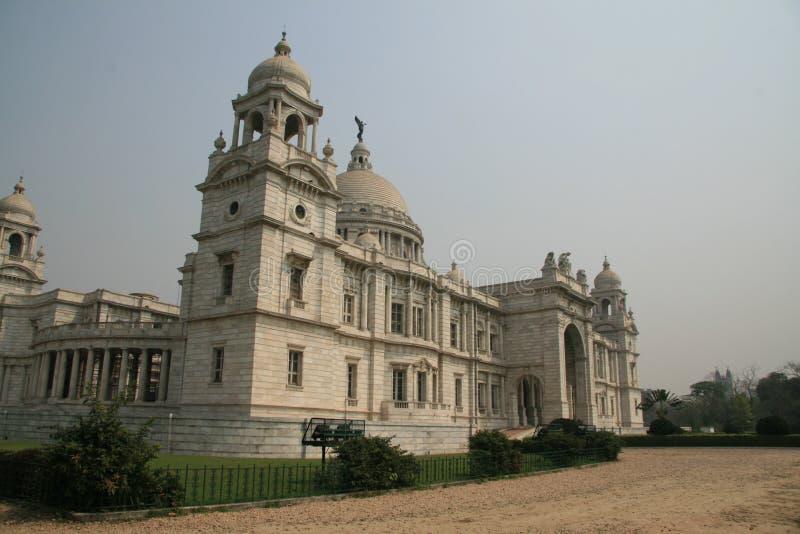 Мемориал Kolkata Виктории стоковое фото
