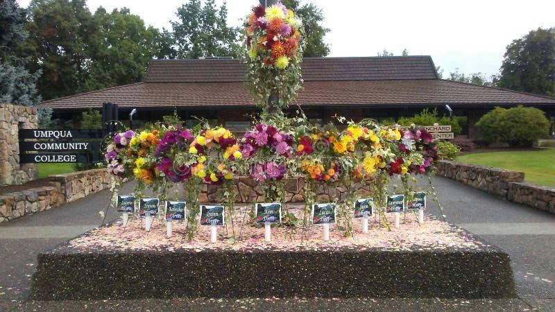 Мемориал Ucc стоковое фото rf