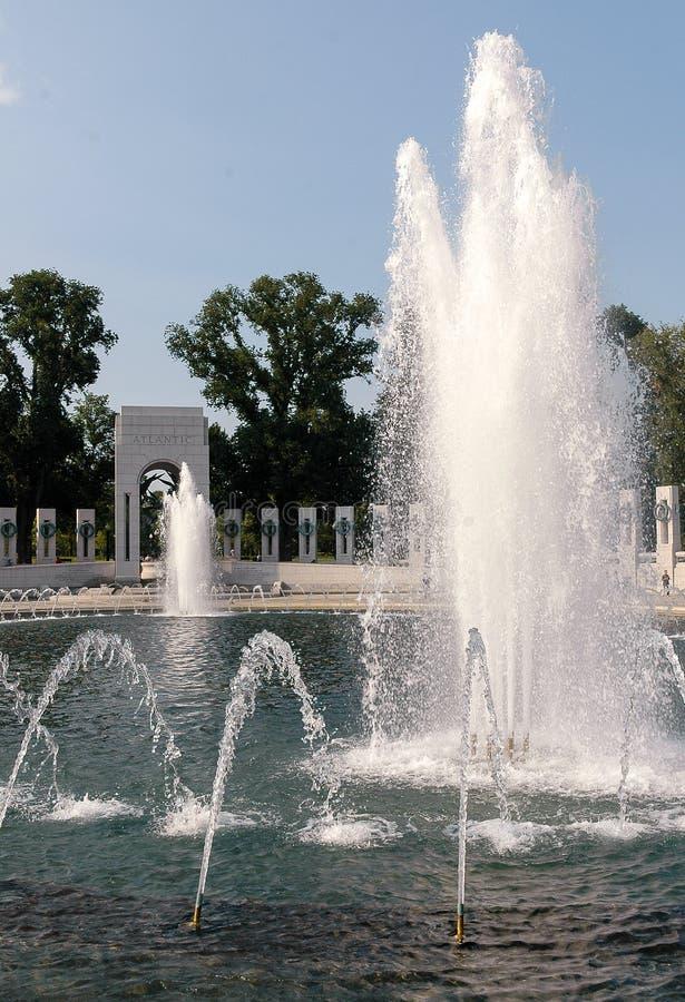 Мемориал Второй Мировой Войны стоковые фото