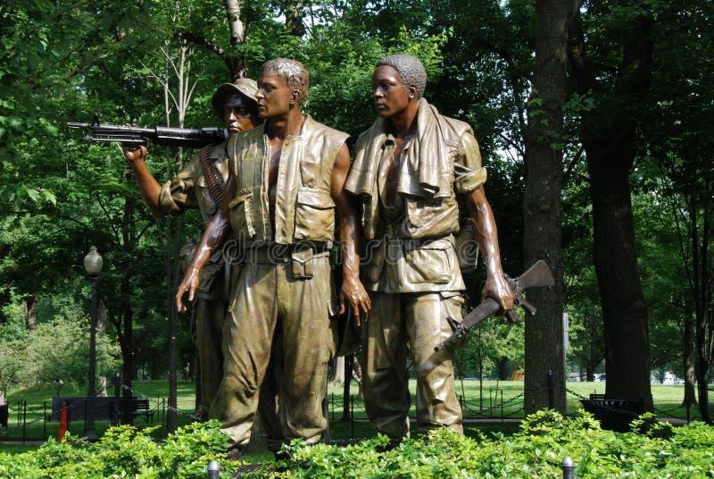 Мемориал Вьетнама стоковое фото