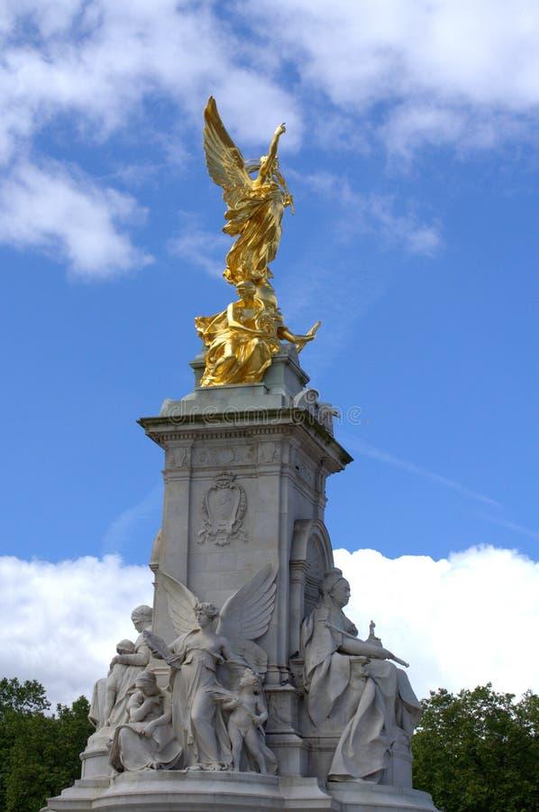 Мемориал Лондон Виктория стоковое изображение