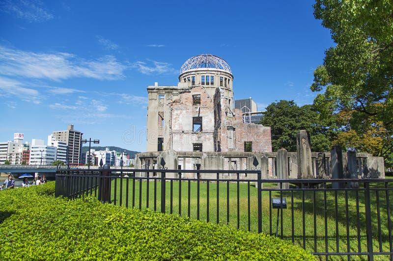 Мемориал мира Хиросимы стоковое фото