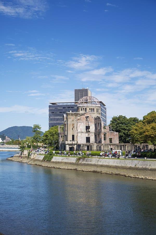 Мемориал мира Хиросимы стоковое фото rf