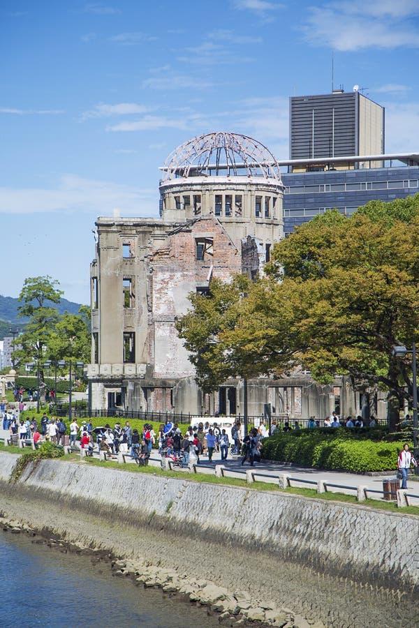 Мемориал мира Хиросимы стоковые фото
