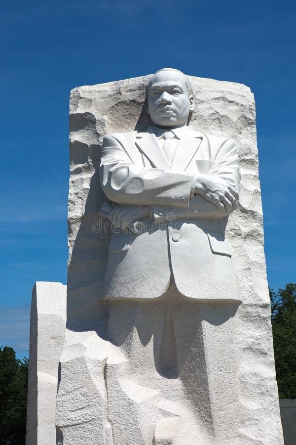Мемориал младшего Д-р Мартин Лютер Кинга стоковые фотографии rf