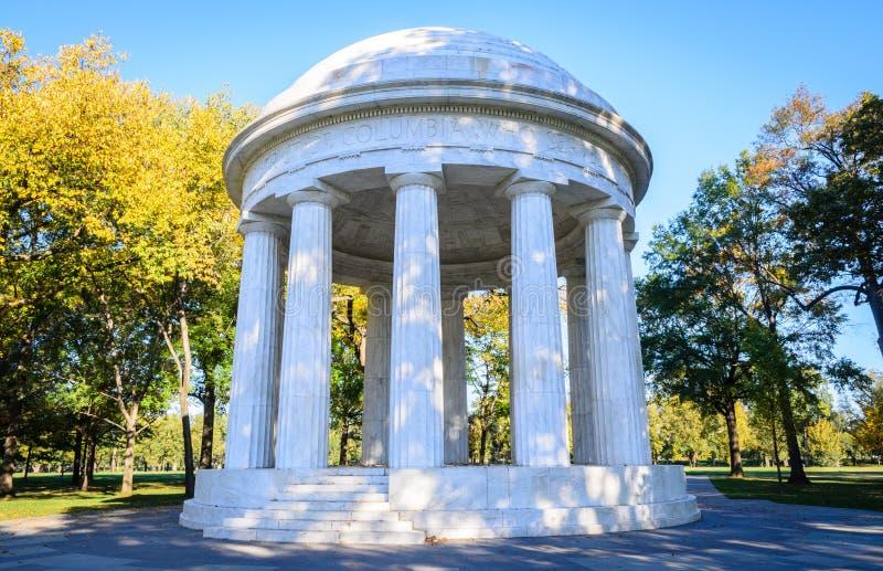 Мемориал Первой Мировой Войны стоковая фотография rf