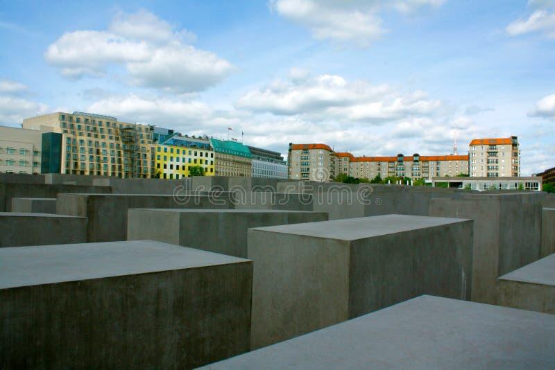 Мемориал холокоста стоковая фотография rf