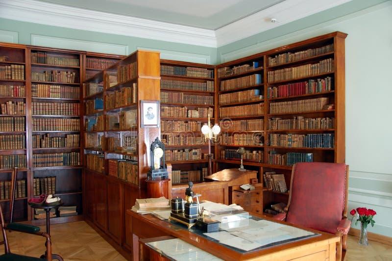Мемориальная квартира Александра Pushkin  стоковое изображение rf