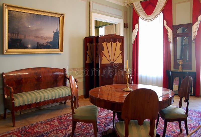 Мемориальная квартира Александра Pushkin стоковые изображения rf