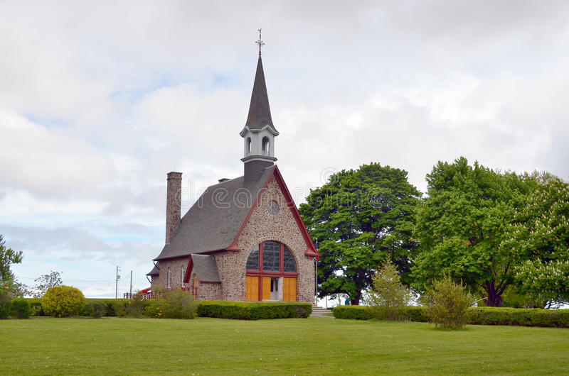 Мемориальная церковь грандиозного Pre стоковые изображения rf