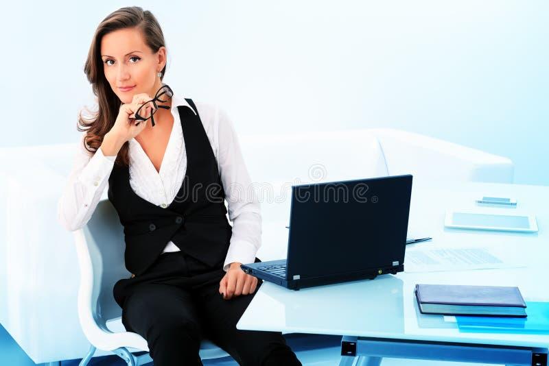 Менеджер высшего звена стоковые изображения