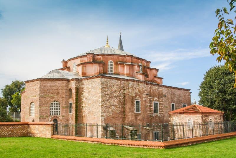 Меньшее Hagia Sophia стоковые изображения rf