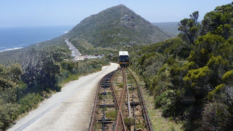 Меньшие подъемы поезда стоковые фотографии rf
