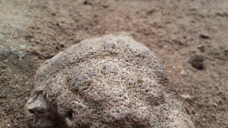 Меньший камень стоковое изображение rf