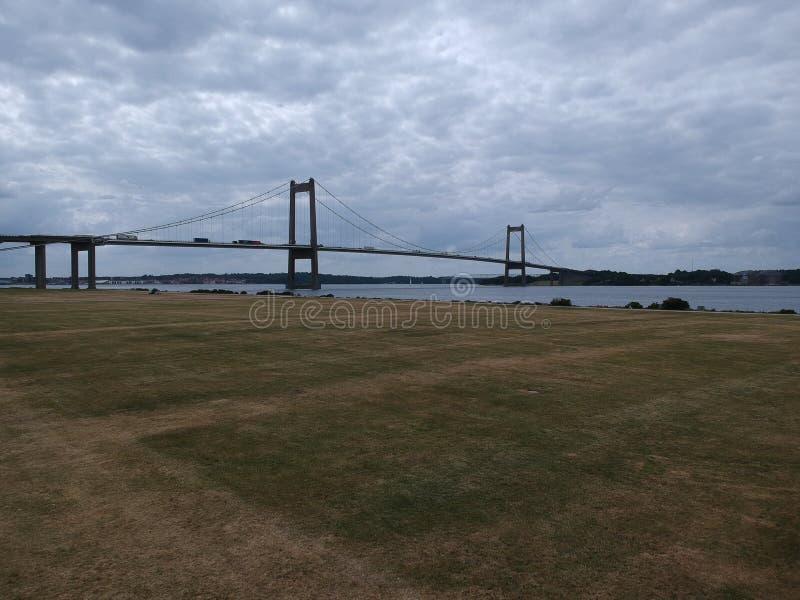 Меньший мост пояса - DK стоковые фото