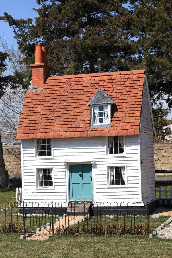 Меньший дом стоковые изображения