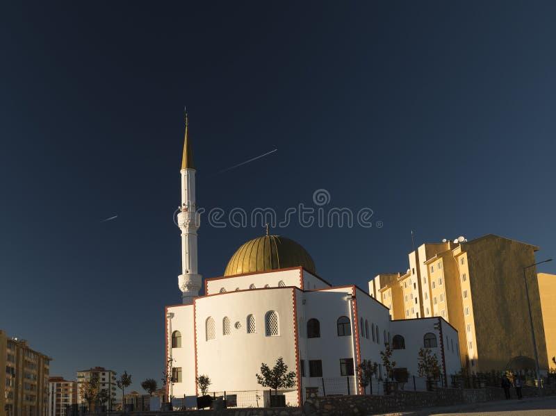 меньшяя мечеть стоковые фотографии rf