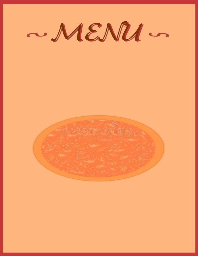 меню бесплатная иллюстрация