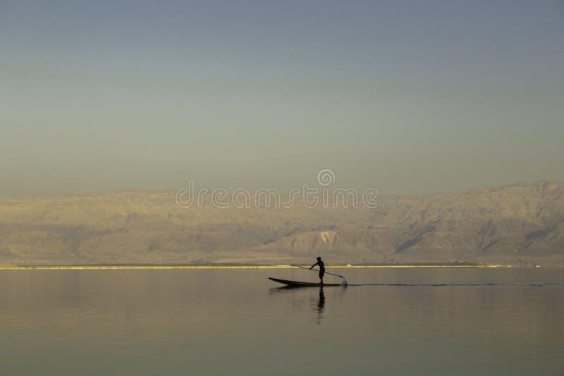 Мертвое море, Израиль стоковые изображения