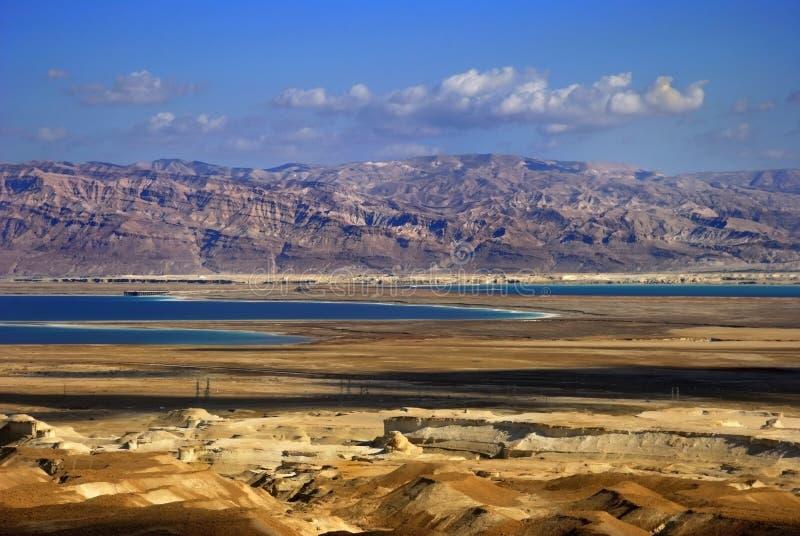 мертвое море стоковое изображение
