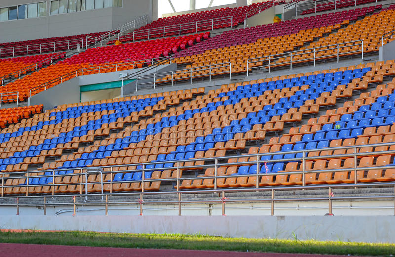 Download Места стадиона для вахты некоторые спорт или футбол Стоковое Изображение - изображение насчитывающей свеже, игра: 40577633