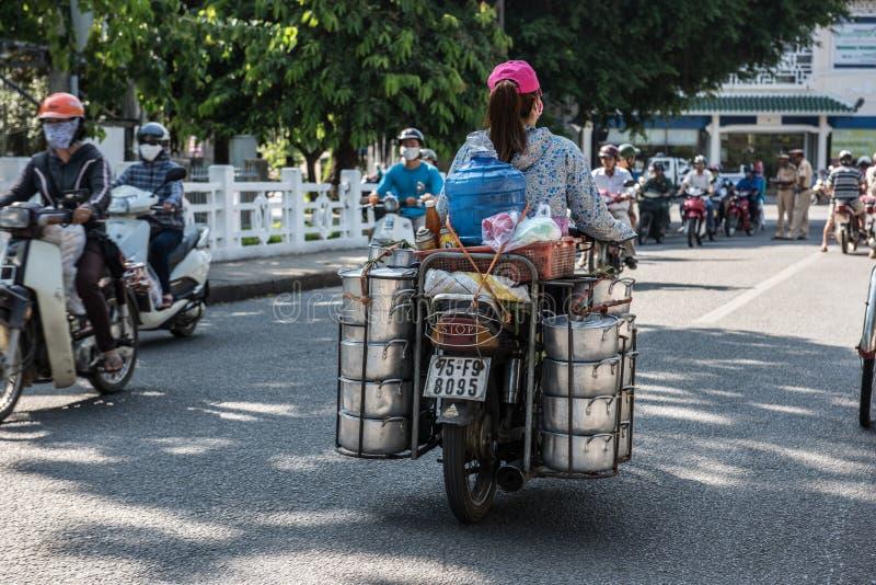 Местный поставщик молока стоковая фотография rf