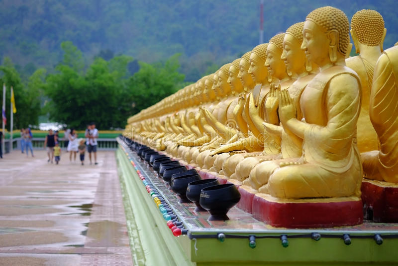 Место Будды стоковое изображение