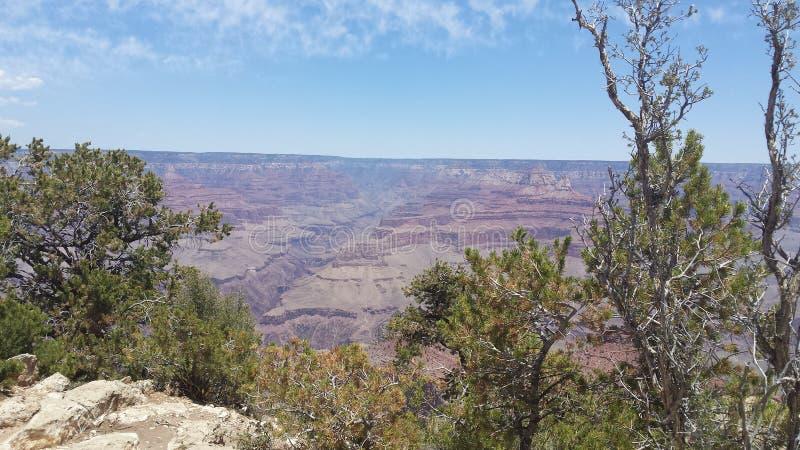 Место грандиозного каньона стоковые изображения
