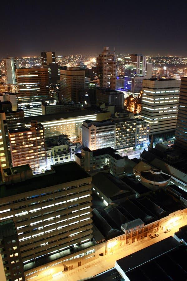 место ночи города стоковые изображения