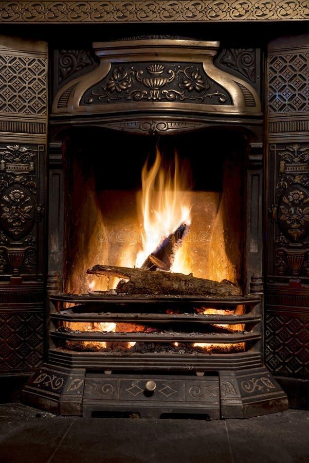 Место огня стоковое изображение
