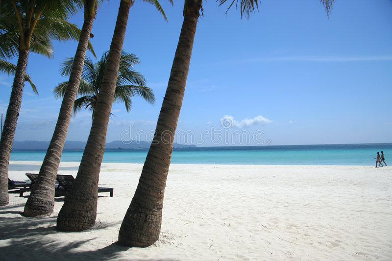место пляжа стоковая фотография