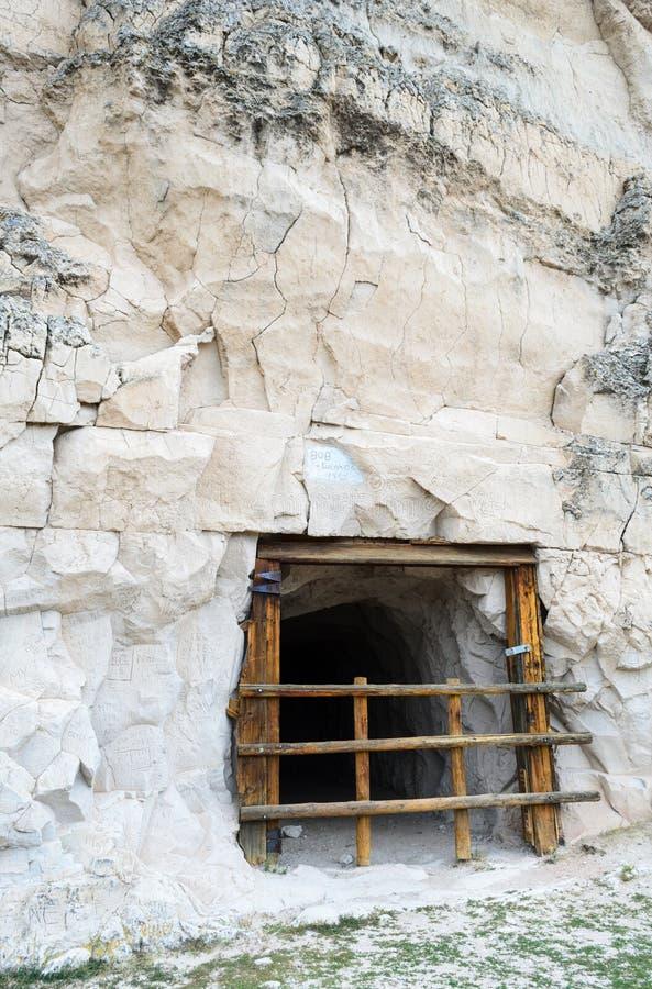Место положения скалы регистра историческое стоковые фотографии rf