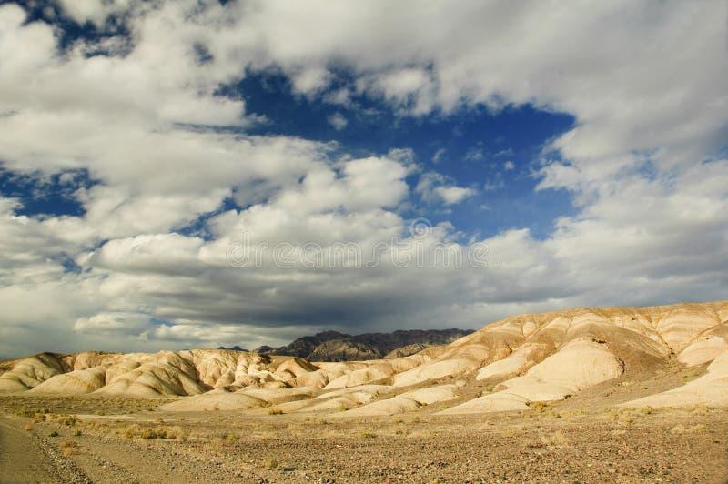 Место пустыни стоковое фото