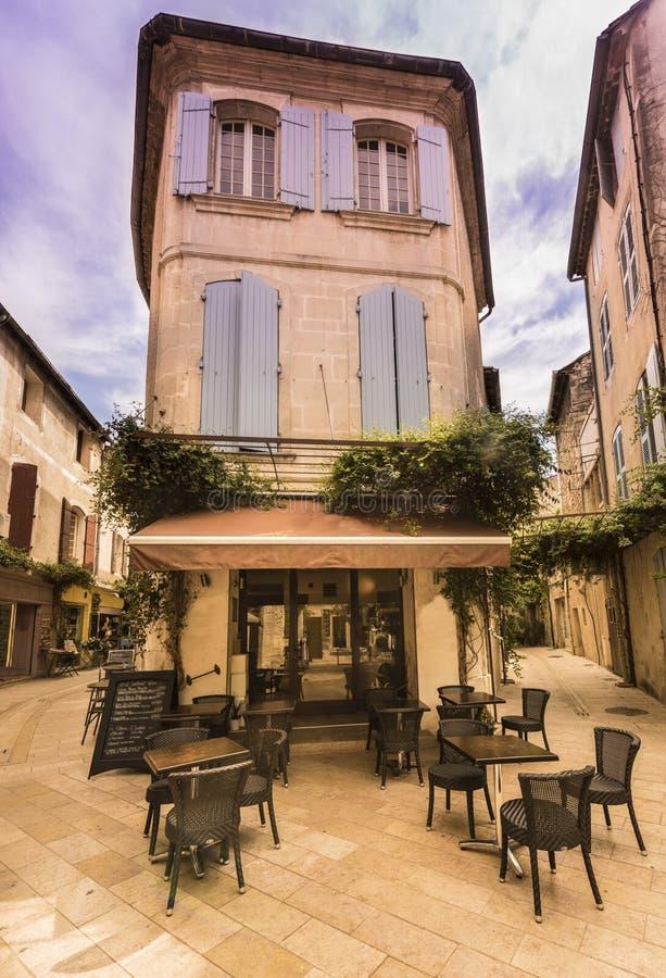 Место рождения St-Remy-de-Провансали Nostradamus стоковое фото