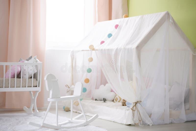 Место для младенца стоковое изображение