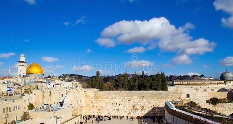 место 2 Иерусалим стоковые изображения rf