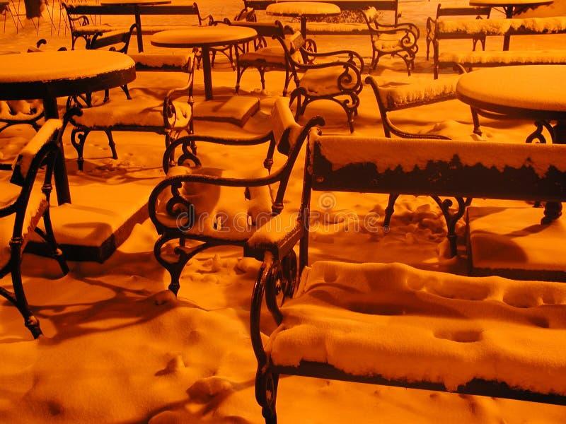 Место Chessplayers стоковая фотография rf