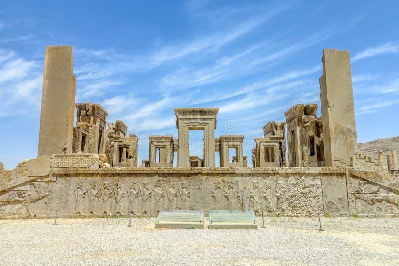 Место 17 Persepolis историческое стоковые фотографии rf