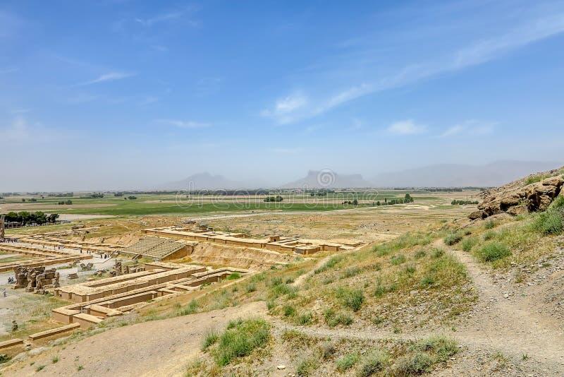 Место 28 Persepolis историческое стоковые изображения
