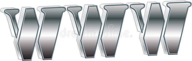 Download металлический текст www иллюстрация вектора. иллюстрации насчитывающей сеть - 6861519