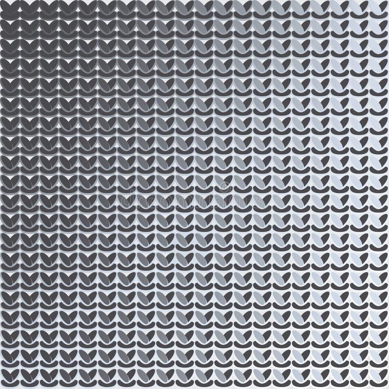 металлическо абстрактная картина иллюстрация штока