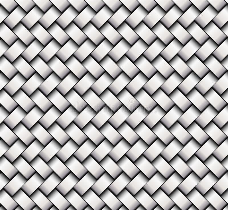 металлопластинчато иллюстрация вектора
