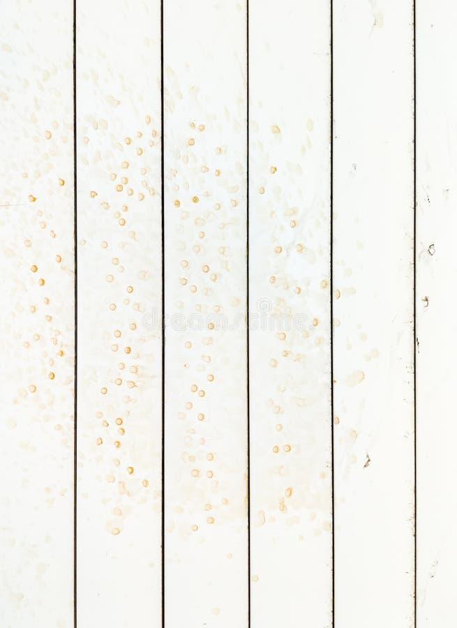 Металлопластинчатый потолок с пятном стоковое изображение