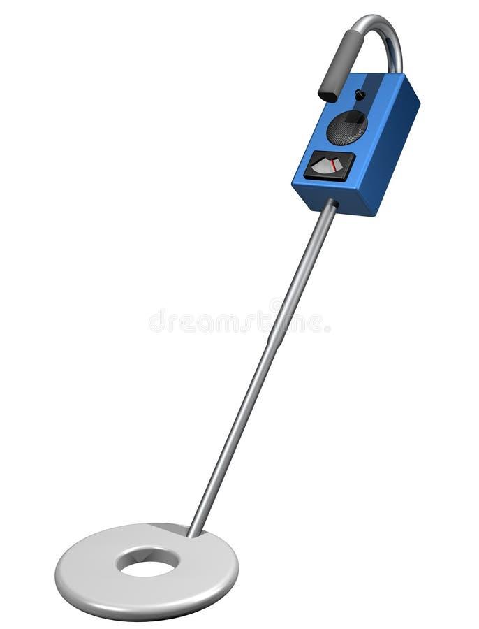 металл детектора бесплатная иллюстрация